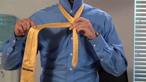 tie  dimple  necktie  windsor youtube