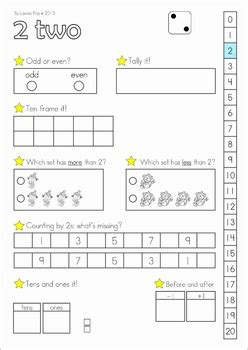 number worksheets all about numbers 0 20 australian spelling by lavinia pop