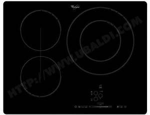 Plaque Induction Whirlpool : whirlpool acm749ne plaque induction pas cher ~ Melissatoandfro.com Idées de Décoration