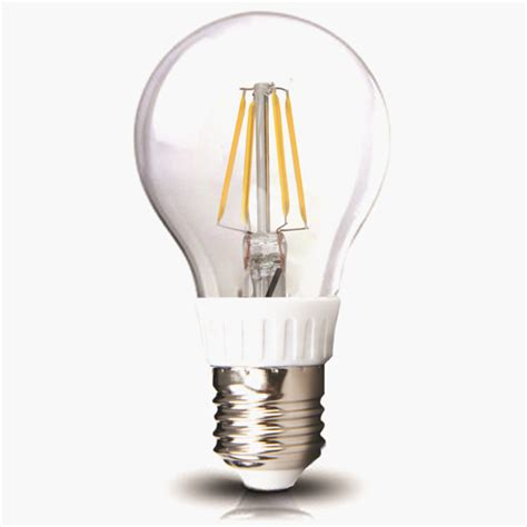 a19 led filament bulb nostalgic edison style 4w to replace