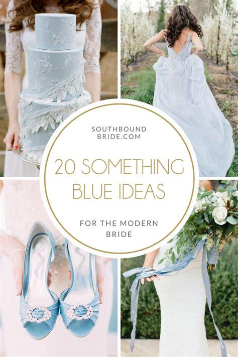 blue ideas   modern bride southbound