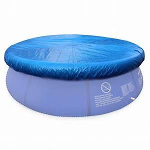 Bache De Protection Bricomarché : bache de protection piscine ronde hors sol 300cm ~ Dailycaller-alerts.com Idées de Décoration