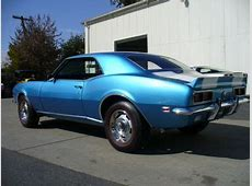 1967 1969 Camaro factory paint