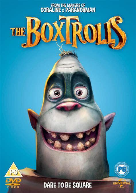 boxtrolls big face edition dvd zavvi