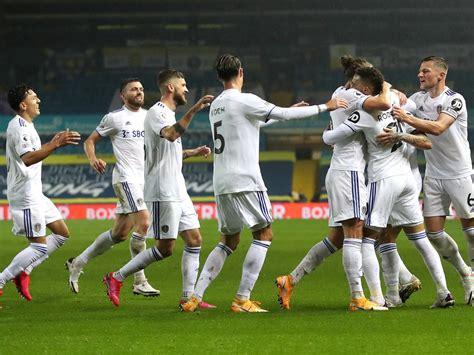 Leeds United 1 Manchester City 1: Graham Smyth's player ...