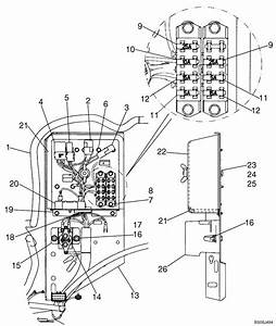 New Holland C185 Wiring Diagram
