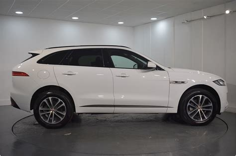 Some might really feel the steering is somewhat too light, however it's precise, making the automobile simple to position on the street. Jaguar - F-Pace R-Sport Awd 2.0 5dr SUV Automatic Diesel ...