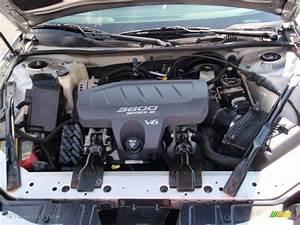 2004 Pontiac Grand Prix Gt Sedan 3 8 Liter 3800 Series Iii
