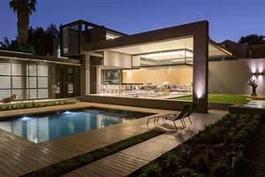 Single, Story, Modern, House, Design, House, Sar, By, Nico, Van