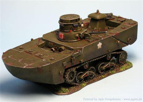 hibious tank battlegroup type 2 ka mi version amphibious tank and