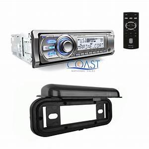 Sony Cdx M60ui Receiver Metra 99 9005b Black Universal