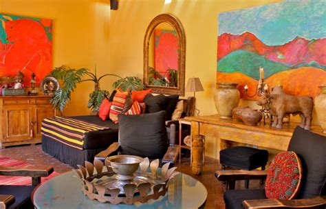 a mexican decor style for a chili flavor infurnia