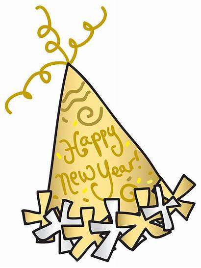 Hat Clipart Happy Eve Party Clip January
