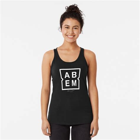"""We did not find results for: """"DAZN logo parody - ABEM"""" Racerback Tank Top by Zero81 ..."""