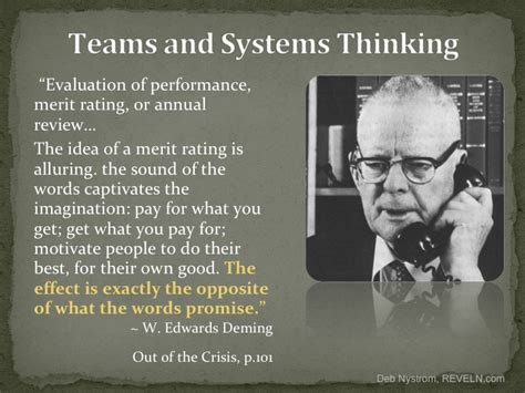 deming  long quote reveln consulting