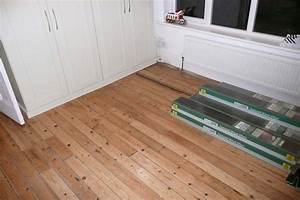 How to lay laminated flooring for How to lay down laminate flooring