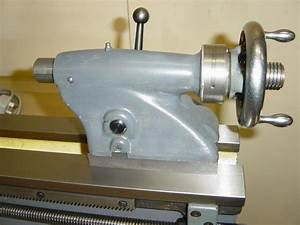 ML7 Tailstock