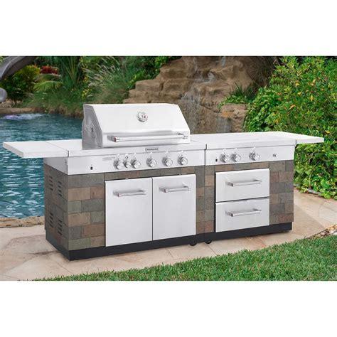 bbq outdoor kitchen islands outdoor kitchen kitchenaid jenn air bbq island