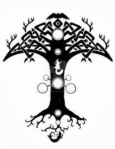 Best 25 Yggdrasil Tattoo Ideas On Pinterest Norse Mythology Tattoo