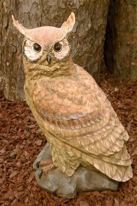 owl garden statue garden owl statue only 49 95 at garden