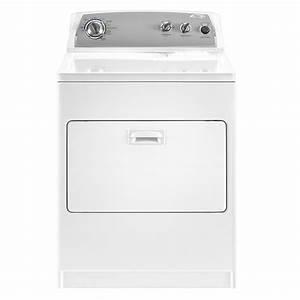 Whirlpool Gas Dryer 7 Cu  Ft  Wgd4900xw