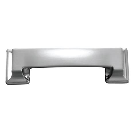 Satin Nickel Cabinet Pulls 3 Inch by Hickory Hardware Studio 3 3 4 Inch Center To Center Satin