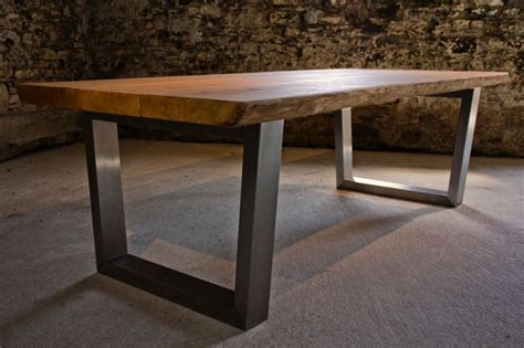 Large Table by Large Oak Dining Table Selection