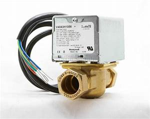 Honeywell 2 Two Port Motorised Zone Valve 22mm V4043h