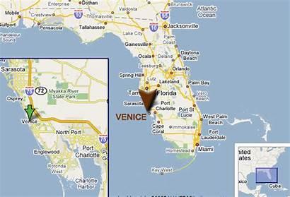 Venice Map Florida Maps