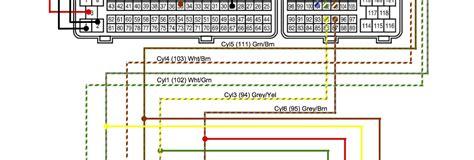 Ecu Pinout Diagram Wiring