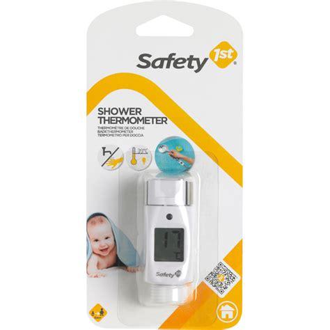température de la chambre de bébé thermomètre bébé de de safety 1st chez naturabébé