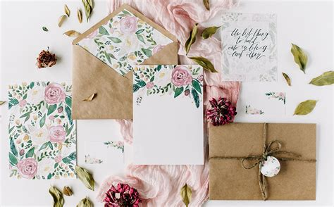 top diy wedding invitation trends 2019 fashionisers 169