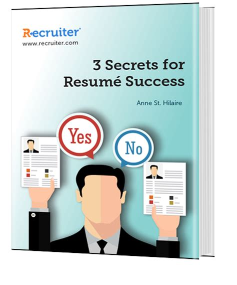 Resume Success Secrets by 5 Places To Go For Resume Templates