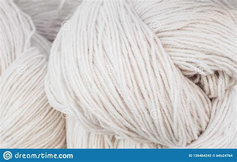 yarn raw materials  cotton stock photo image