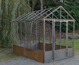 Serre Fer Forgé : serre de jardin l 39 ancienne serres pinterest serre ~ Teatrodelosmanantiales.com Idées de Décoration