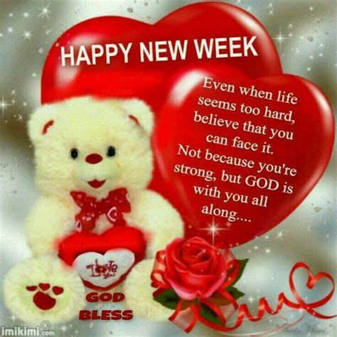 Happy New Week Pictures, Photos, and Images for Facebook