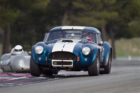 AC Shelby Cobra - Chassis: CSX2136 - Driver: Jean Marc ...