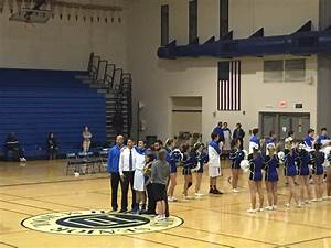 Senior night ends with tough loss for men's basketball ...