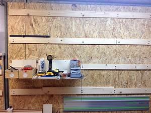 Werkzeugwand Selber Bauen : winkelleisten f r die werkstattwand holzhandwerk ~ Watch28wear.com Haus und Dekorationen