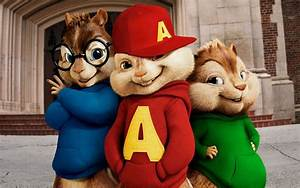 Alvin has been shown to be quite self-absorbed and greedy ...