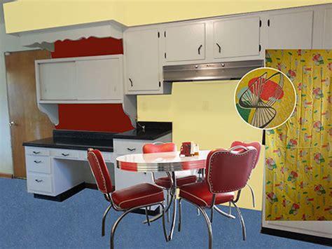 kitchen design  decorating ideas   vintage black
