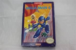 Mega Man 4 For Nes