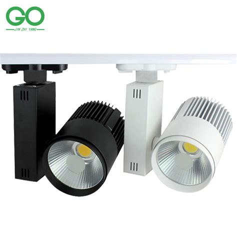 led track light 20w cob rail light spotlight equal