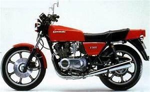 Kawasaki Kz500 Z500 Kz