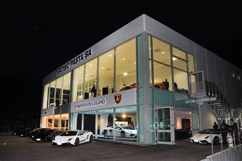 Lamborghini Opens New Dealership in Switzerland ...