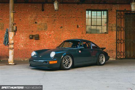 Magnus Opus: The Complete Porsche 964   Speedhunters