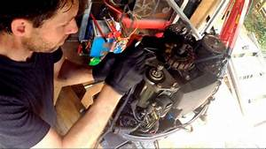 Removing The Powerhead From A Yamaha 50hp Four Stroke