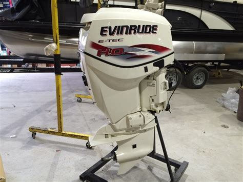 Used Outboard Motors For Sale Ottawa by Evinrude E115hsl 2011 Used Outboard For Sale In Ottawa