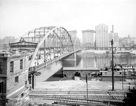 17 Vintage Photos Of The Steel City Of Old  The 412