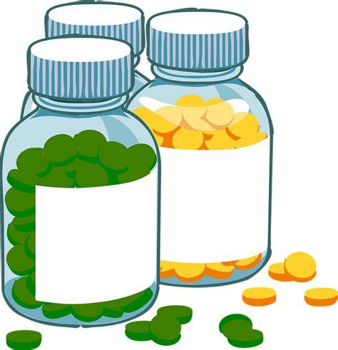 Free Vector Graphic Tablets, Pills, Medication, Meds